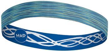 H.A.D. Flexband melange blue