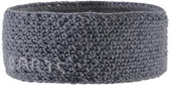 Barts Skippy Headband dark heather grau