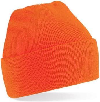 Beechfield CB45 Original Cuffed Beanie orange