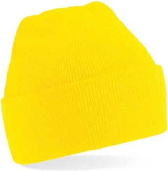 Beechfield CB45 Original Cuffed Beanie yellow