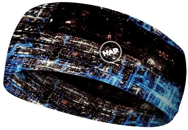 H.A.D. Coolmax Hadband NYC reflective 3M