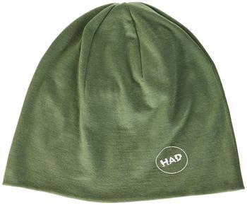 H.A.D. Merino Beanie army green