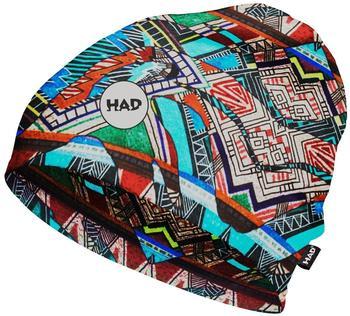 H.A.D. Printed Fleece Beanie takari