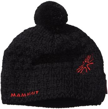 Mammut Pommel Beanie black