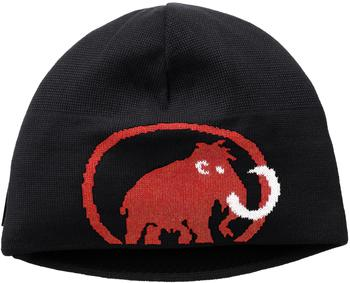 mammut-tweak-beanie-black-inferno