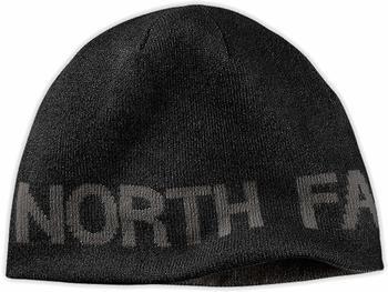 The North Face Reversible TNF Banner Beanie TNF black