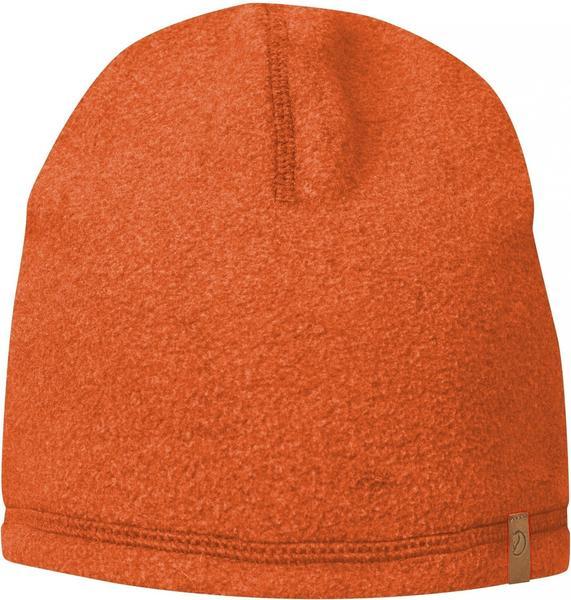 Fjällräven Lappland Fleece Hat safety orange