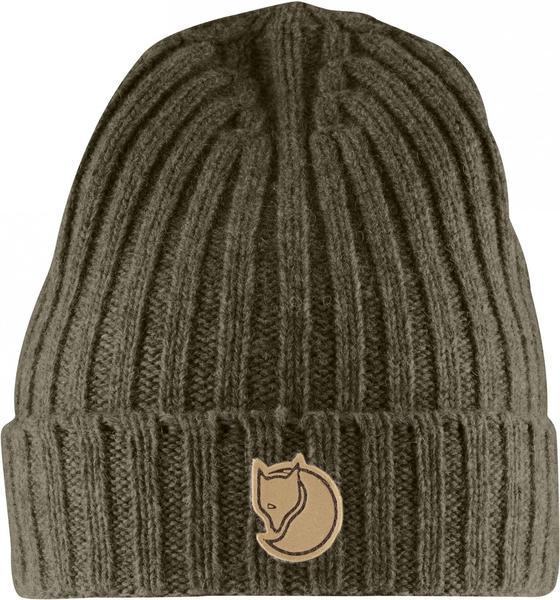 Fjällräven Re-Wool Hat dark olive