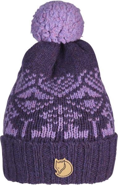 Fjällräven Snow Ball Hat alpine purple