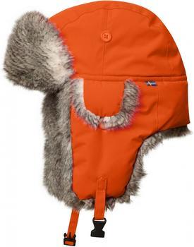 Fjällräven Värmland Heater safety orange