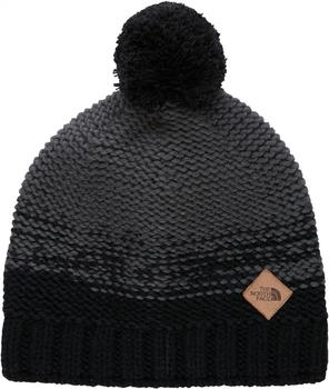 The North Face Antlers Beanie TNF black