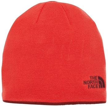 The North Face Reversible TNF Banner Beanie brandy brown/centennial red