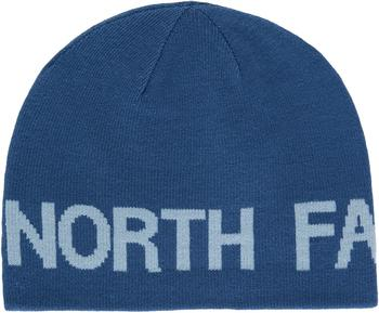The North Face Reversible TNF Banner Beanie shady blue/worn blue