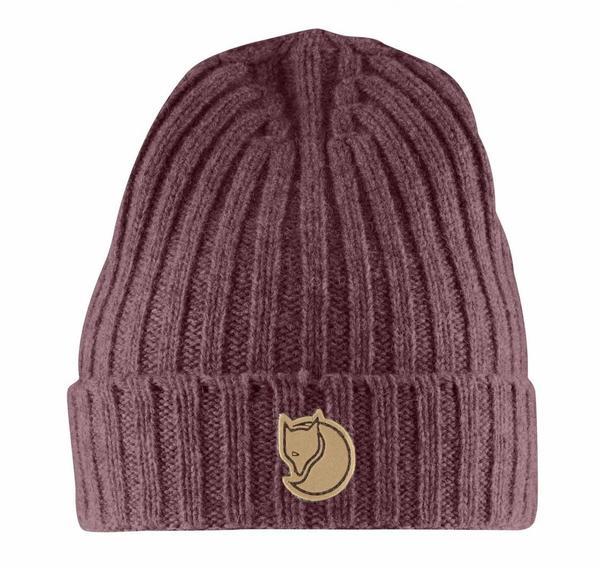 Fjällräven Re-Wool Hat dark garnet