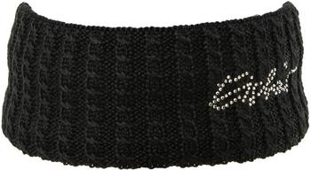 Eisbär Selina Crystal Headband black
