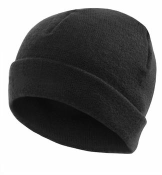 woolpower-cap-400-black