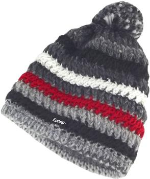 eisbaer-alessia-pompon-beanie-grey-black-red-white