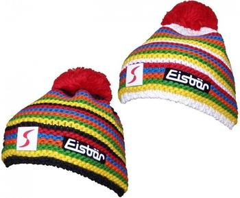 Eisbär Fan Pompon multicolor black