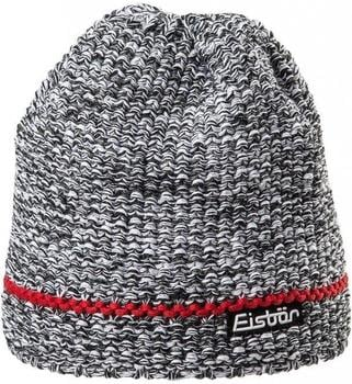 Eisbär Levi Stripe Beanie grey/red