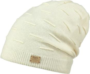 Barts Timber Beanie Cashmere white