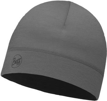 Buff Thermonet Hat solid grey castlerock