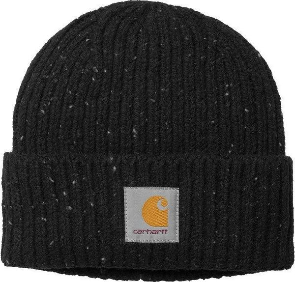 Carhartt Anglistic Beanie black heather