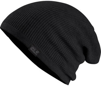 Jack Wolfskin Feel Good Beanie black