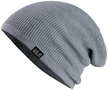 Jack Wolfskin Feel Good Beanie grey heather