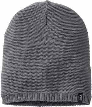Jack Wolfskin Stormlock Knit Beanie grey heather