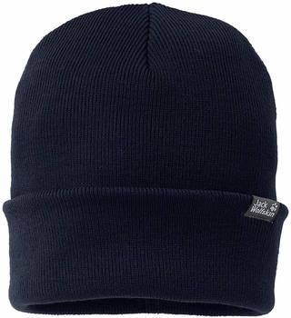 Jack Wolfskin Rib Hat night blue