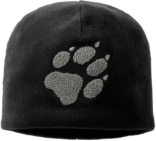 Jack Wolfskin Paw Hat black