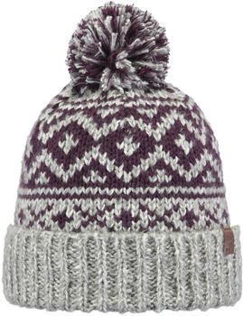 Barts Cartonn Beanie heather grey