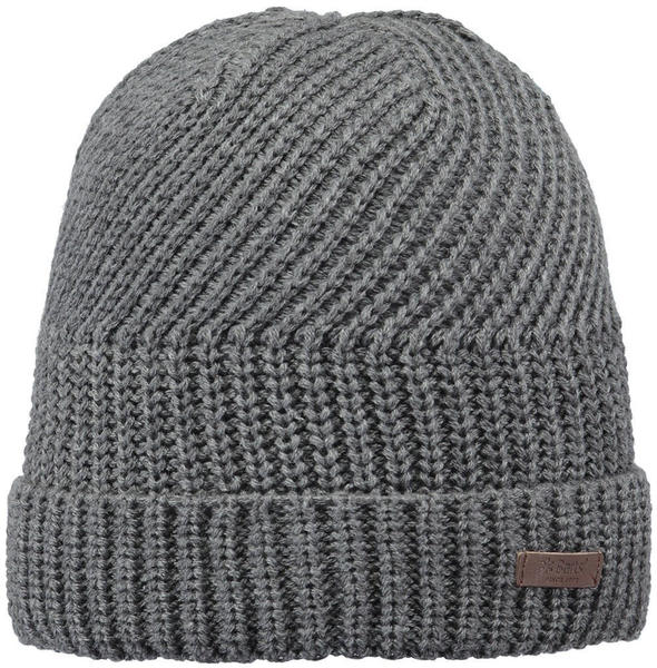 Barts Macky Beanie dark heather