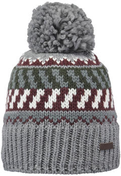 Barts Nevada Beanie heather grey