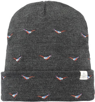 Barts Vinson Beanie dark heather