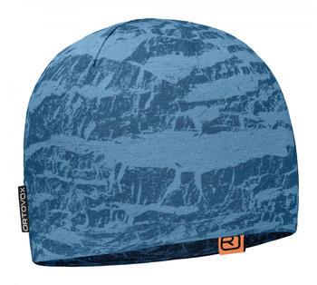 ORTOVOX 120 Tec Beanie blue sea