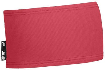 Ortovox Fleece Light Headband hot coral