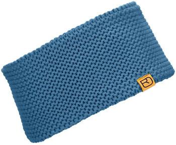 ORTOVOX Heavy Gauge Headband blue sea