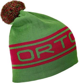 ORTOVOX Logo Band Beanie absolute green