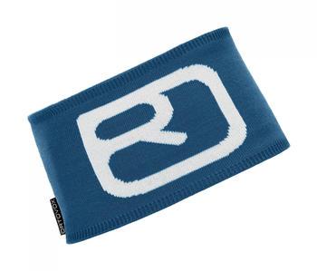 ORTOVOX Pro Headband blue sea