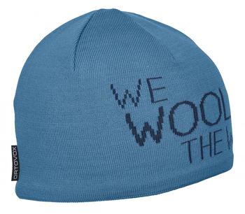 ORTOVOX WE Wool THE World Beanie aqua