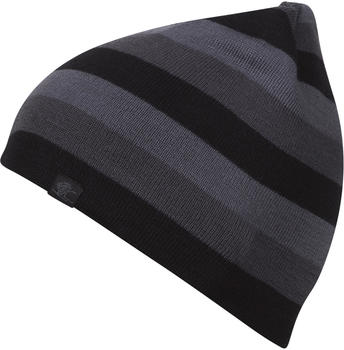 Bergans Tine Beanie black/solid charcoal/solid grey