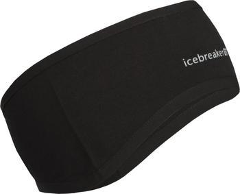 Icebreaker Quantum Headband black/black
