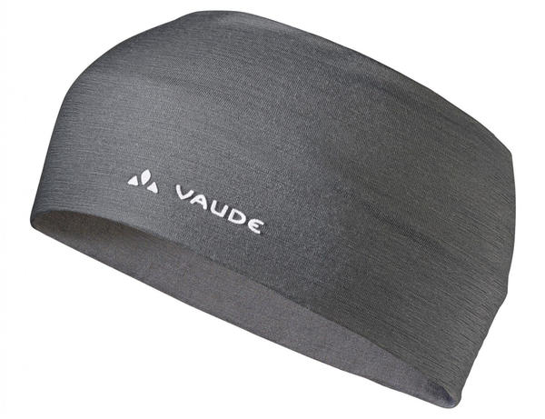 VAUDE Cassons Merino Headband iron
