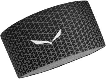 Salewa Pedroc Dry Lite Headband black out