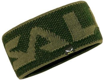 Salewa Puez Alphubel Wool Headband kombu green