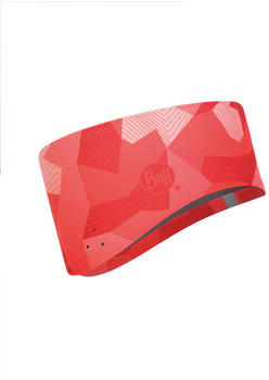 Buff Windproof Headband Block Camo flamingo pink (118140-560-20-00)