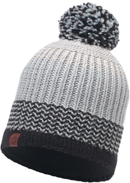 Buff Knitted & Polar Hat Borae grey