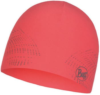 Buff Microfiber Reversible Hat R-solid coral pink