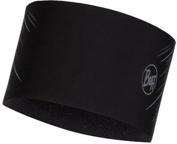 Buff Tech Fleece Headband R-black